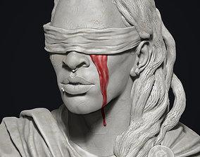 3D printable model Young Thug portrait