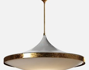 3D Chandelier by Max Ingrand for Fontana Arte