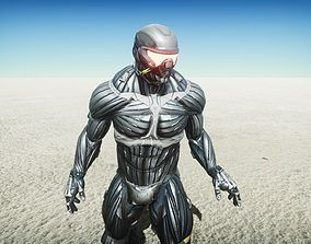 Crysis Nanosuit 3D asset