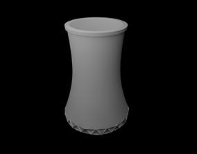 3D model Chimney atom