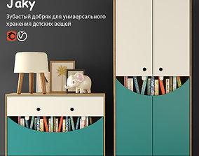 3D furniture for children room
