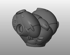 3D printable model CHIBI-TECH SD - ANACONDA CORE