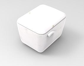 3D printable model Toilet 4