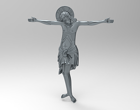 the crucifixion 3D printable model