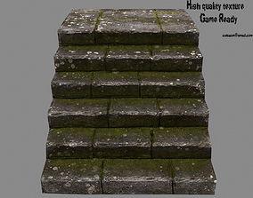 stairway 31 3D asset