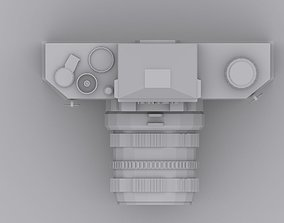 3D asset camera SLR