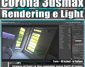 Corona 1 5 in 3dsmax 2017 Rendering e Light Vol 1 Cd 1