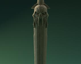 3D printable model Kraken Sword