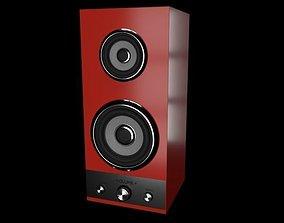 Loudspeaker 1 3D