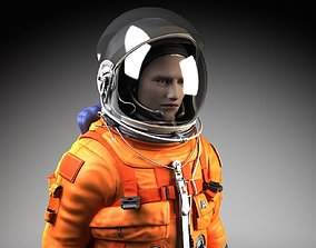 ACES - US Advanced Crew Escape Suit 3D model