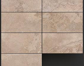 3D ABK Alpes Raw Sand 600x1200 Set 2