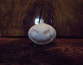 Mean laughing Jack O Lantern Mini 3D print model