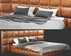 bed738 leather 3D