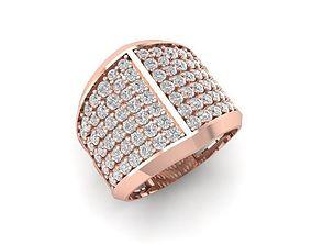 1132 Diamond Ring 3D printable model