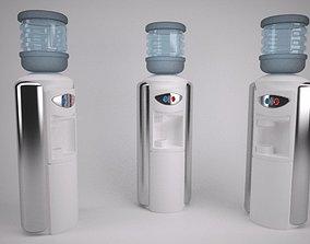 Office Water Cooler 3D