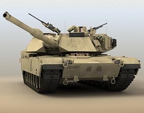 M1A1 Abrams 3D model