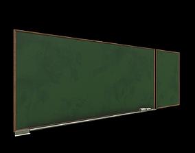 3D asset game-ready Blackboard