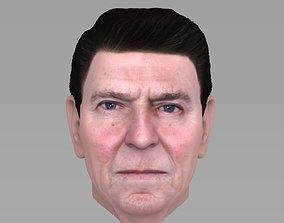 3D Ronald Reagan