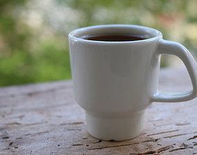 ESPRESSO CAFFE CUP 3D printable model