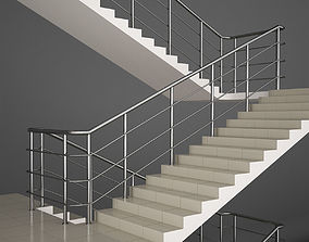 Office Stairs 3D