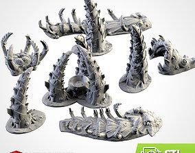 3D printable model ALIEN TERRAIN