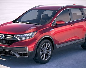 Honda CR-V 2020 3D model