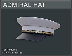 3D model Admiral Hat