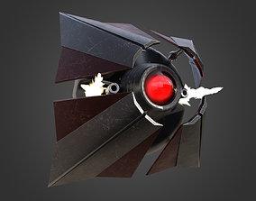Sci-Fi Enemy Drone 3D model