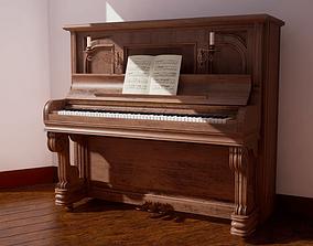 Piano 4 3D model