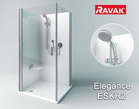 3D model Ravak Elegance ESKR2