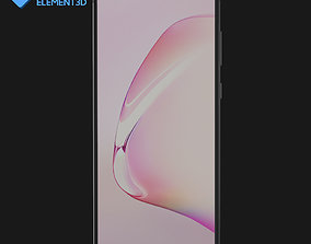 E3D - Samsung Galaxy Note 10 Lite Aura Red