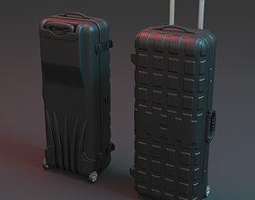 3D asset realtime Suitcase