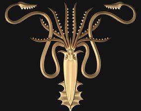 cnc 3D model Game of Thrones - House Greyjoy