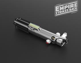 Luke Skywalker Lightsaber ESB - 3D Files games-toys