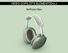 Element3D - AirPods Max