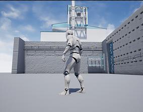3D asset Factory fragment