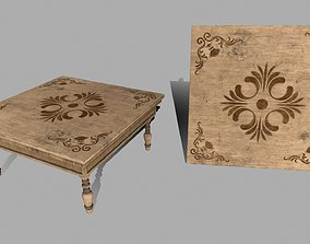 house Table 3D asset realtime