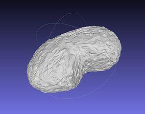 Ultima Thule 2014 MU69 New Horizons 3D print model 3