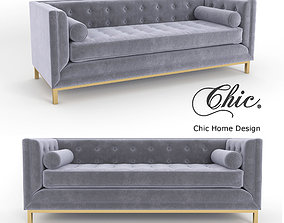 Chic Home Vigan Sofa 3D model