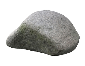 scanned Stone 3d scan