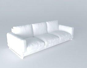 Sofa Impala 3D model