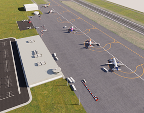 Airport Collection 3D