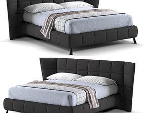Bed Felis Gaber 3D model