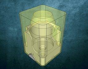 3D print model Zeus X Box