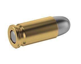 Bullet 32 ACP 3D asset