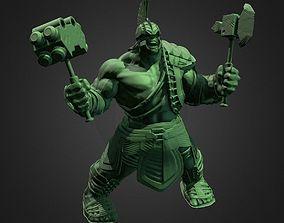 hulk HULK FROM THOR RAGNAROK INSPIRITED MODEL