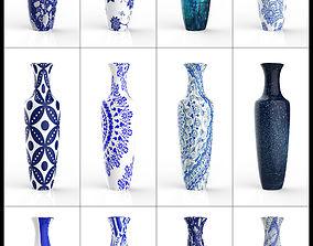Porcelain Vase 3D model