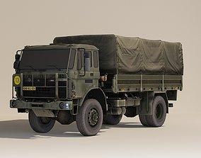 3D model Military vehicles