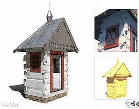 Chapel - Slav Architecture 3D model
