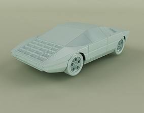 Lamborghini Bravo 3D printable model